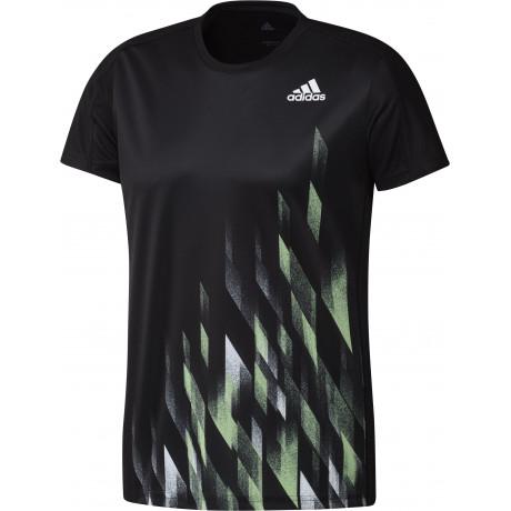 Tee-shirt Adidas Graphic men Noir