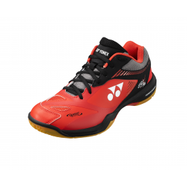 Chaussures Yonex Power Cushion 65 X2 Men rouge et noir