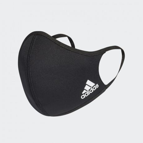 3x Masques Adidas noir