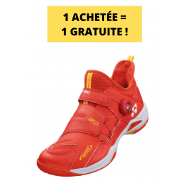 Chaussures Yonex Homme PC 88 dial Infinity rouge