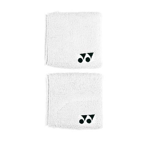 Poignets éponge Yonex AC489 x2 blancs