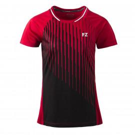 Tee-shirt Forza Sudan women red