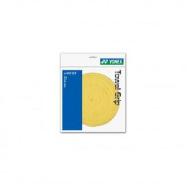 Rouleau grip Towel Yonex jaune AC402