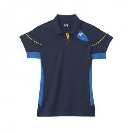 Polo Yonex Team lady 2453 bleu marine