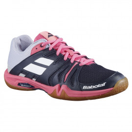 Chaussures Babolat Shadow Team 2021 women black / pink