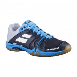Chaussures Babolat Shadow Team men 2021 Black / Blue