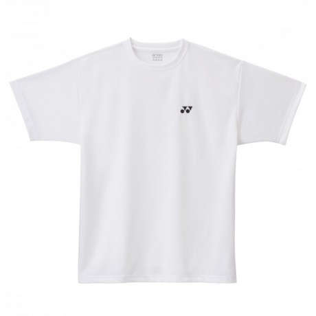 Tee-shirt Yonex Plain unisexe blanc
