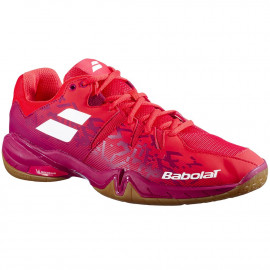 Chaussures Babolat Shadow Spirit 2021 men rouge