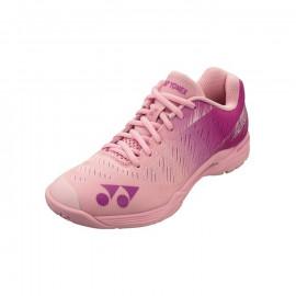 Chaussures Yonex Power Cushion Aerus Z lady rose