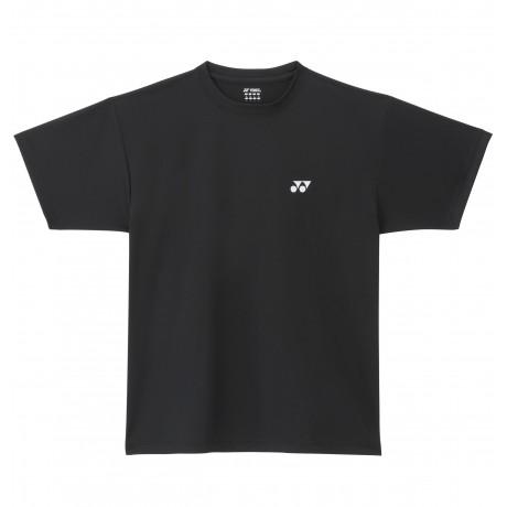 Tee-shirt Yonex Plain unisexe noir