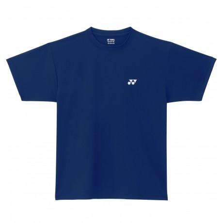 Tee-shirt Yonex Plain unisexe bleu