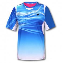 Tee-shirt Victor 6245 men Korea National Team bleu