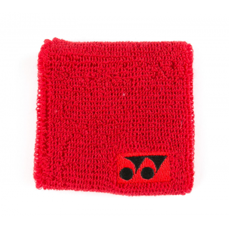 Poignets éponge Yonex A489 X2 rouges