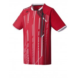 Polo Yonex Team + 12098 men rouge
