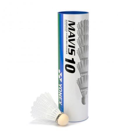 Volants plastique Yonex Mavis 10