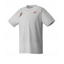 Tee-shirt Yonex 16003 Lin Dan blanc