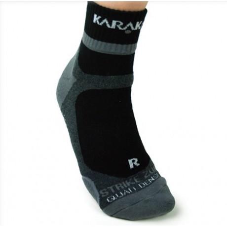 Chaussettes Karakal X4 Density noires