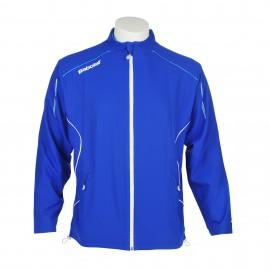 Jacket Babolat Match Core boy bleue