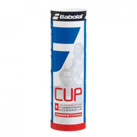 Volants plastique Babolat Cup