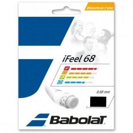 Bobine de cordage Babolat iFeel 68 noir