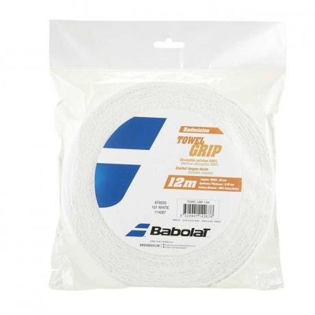 Bobine de grip Towel Babolat blanc