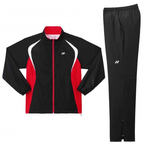 Survêtement Yonex Team50038 men noir/rouge