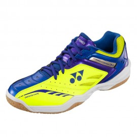 Chaussures Yonex SHB-34 men jaunes et violettes