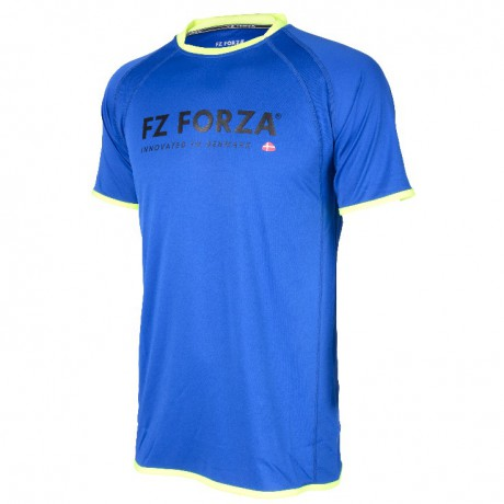 Tee-shirt Forza Mill bleu