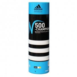 Volants plastique Adidas N500 Championship jaunes