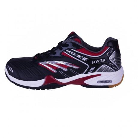 Chaussures Forza Evolve M noires et rouges