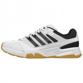 Chaussures Adidas Quickforce 3 men blanche et noire