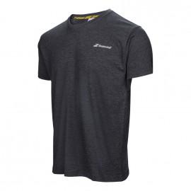 Tee-shirt Babolat Core Promo noir