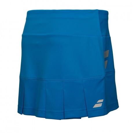 Jupe Babolat Core Lady bleue