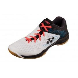 Chaussures Yonex Power Cushion 03 men blanches et noires