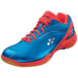Chaussures Yonex Power Cushion 65 Wide men bleues