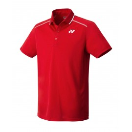 Polo Yonex Team men 10175 rouge