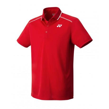 Polo Yonex Team men 10175 rouge
