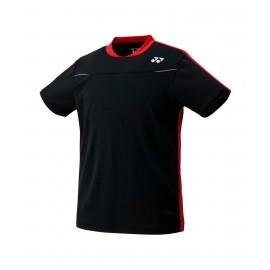 Tee-shirt Yonex Team men 10178 noir