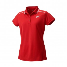 Polo Yonex Team lady 20369 rouge
