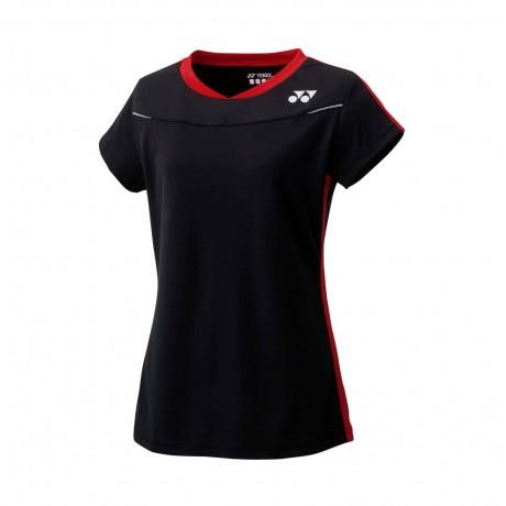 Tee-shirt Yonex Team lady 20372 noir