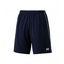Short Yonex Team men 15057 bleu marine