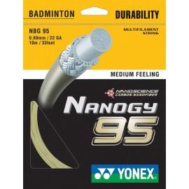 Garniture de cordage Yonex Nanogy 95