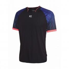 Tee-shirt Forza Leroy junior noir et bleu