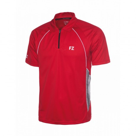 Polo Forza Lincoln junior rouge