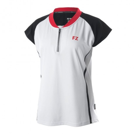 Polo Forza May women blanc